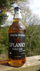 Splanky Bottle Cider