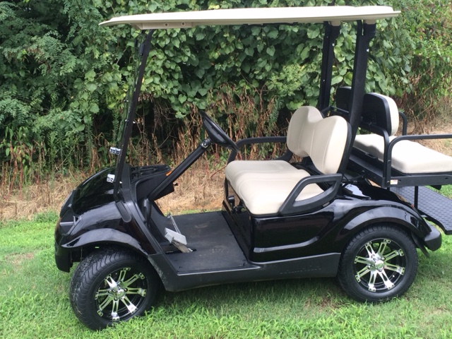 Custom Golf Carts in Tennessee | Rose Equipment