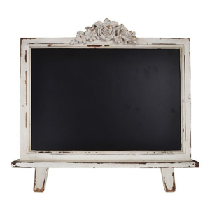 1 available gold framed chalkboard 8x10 500 each - White Framed Chalkboard