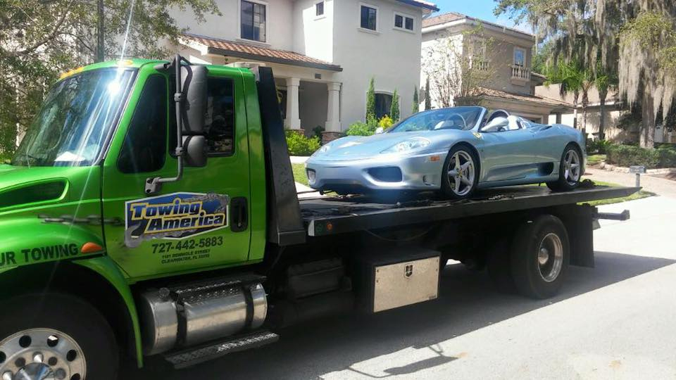 Towing America In Clearwater Florida Towing Com