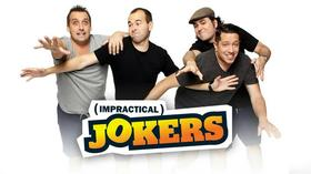 Impractical jokers brian quinn sal valcano joe gatto james murray the smokey shelter podcast