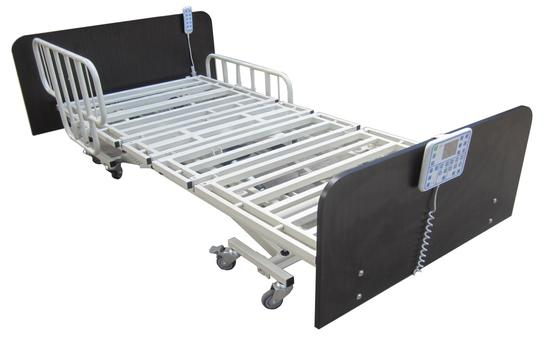 Bariatric Bed with Built-in Scale