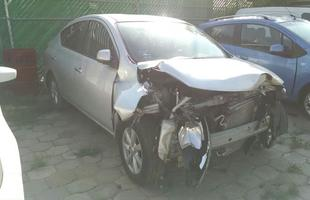 auto accidentado