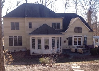 Before Amp After Siding Roofing Windows Gutters