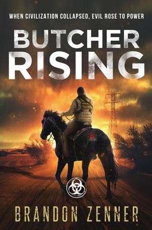 The after war, brandon zenner, butcher rising, the after war series, kindle, dystopian, post apocalyptic, world war 3