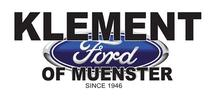 Thank you Klement Ford!