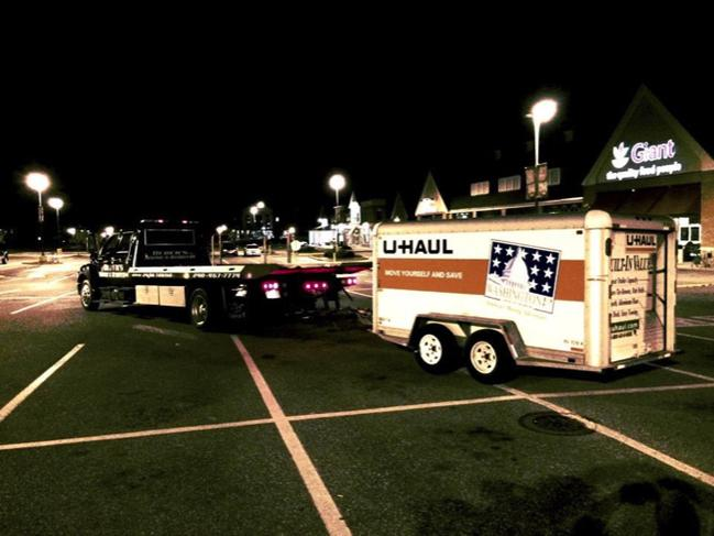 Trailer Towing Services in Omaha NE | 724 Towing Services Omaha