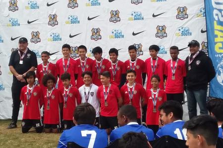 Boys 2005, State Cup Finals, IFC Boys 2005