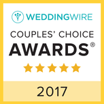 Click here to see our WeddingWire Reviews!