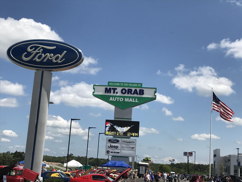 Mt Orab Auto Mall >> Mt Orab Automall Car Show