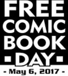 Free Comic Book - Day - May 6, 2017