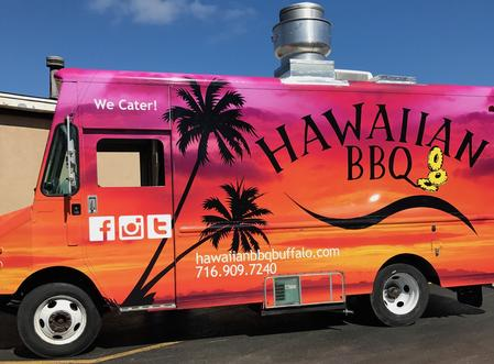 Hawaiian Bbq Food Truck Menu