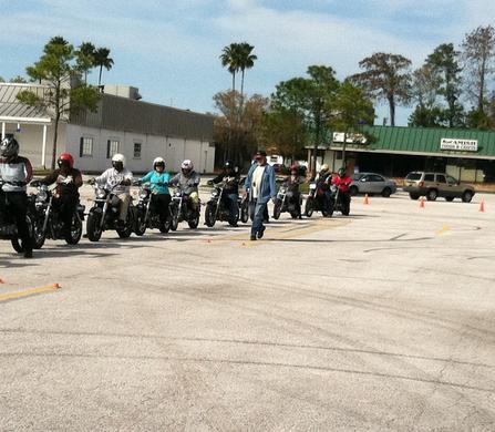 Motorcycle License Training Class Pasco Pinellas Hillsborough