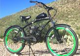 motorized bike 2-stroke DIY bike and motor kit biycle engine