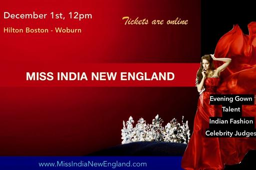 Miss India Boston