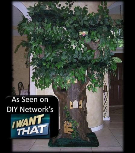 Cat Tree as seen diy networks I Want That
