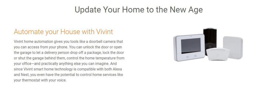 Vivint Smart Home Authorized Retailer | FSS 844-275-3274