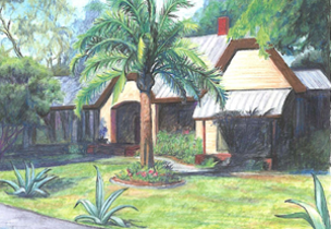 rendering of Sandra Prince House