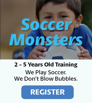 Soccer Monsters, Toddler, Small Child Soccer