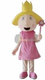 Ben and Holly Little Kingdon Mascot Hire