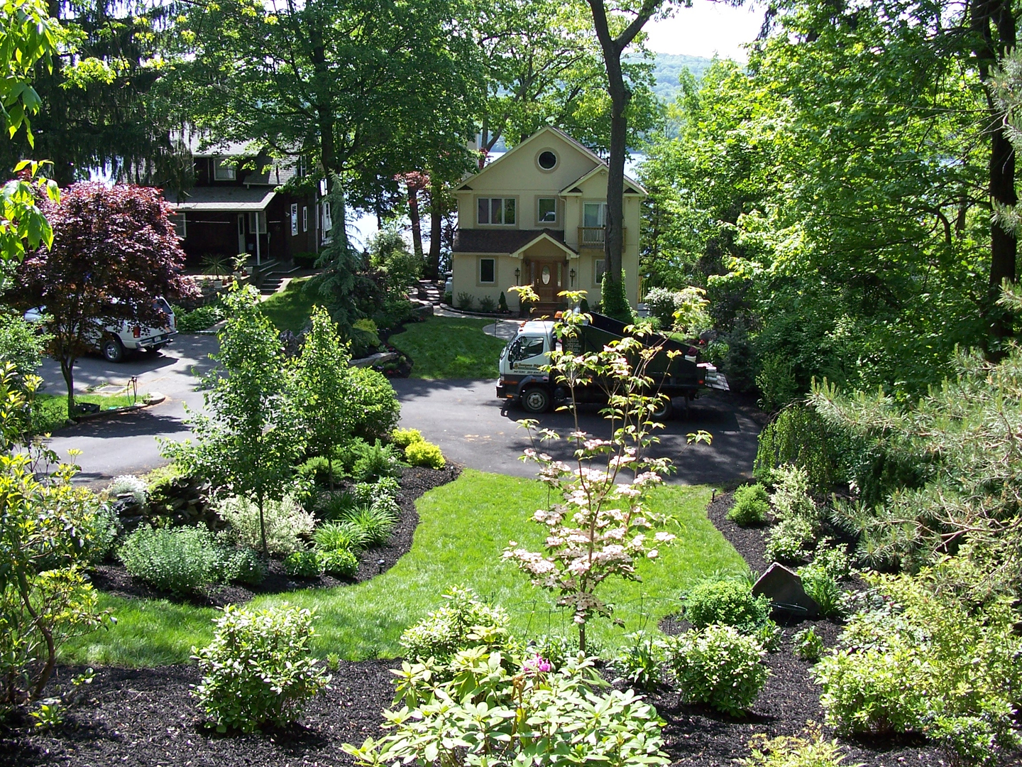 landscaper in orange county new york greater hudson valley area