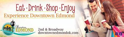 Downtown Edmond Website