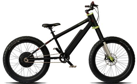 Prodecotech Rebel X Suspension Electric Bicycle