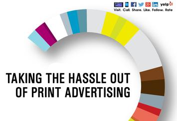 Graphic Design and Print Advertising