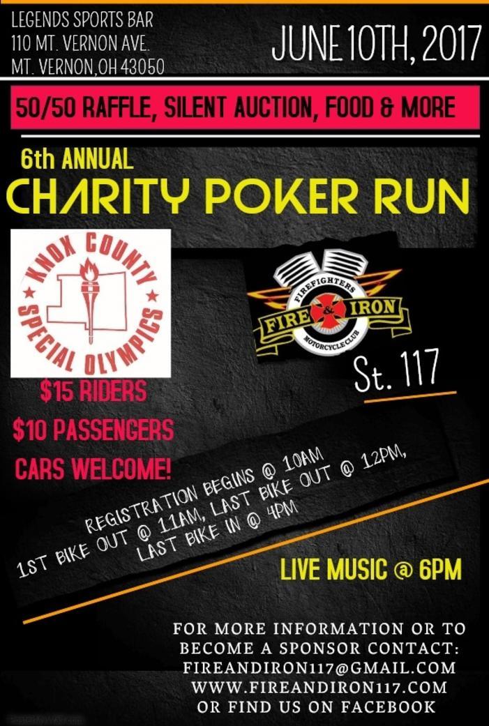 Northeast ohio poker runs