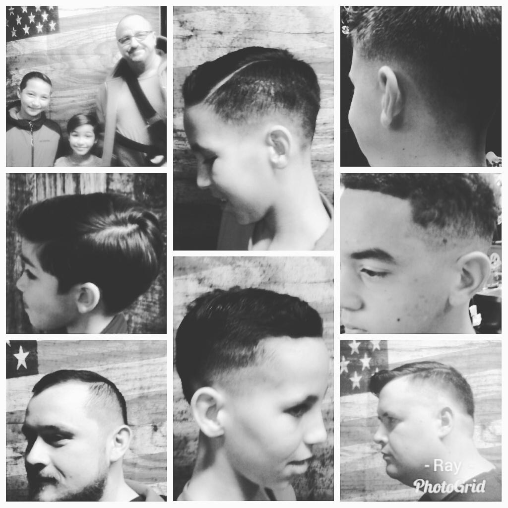 Armed Barbers