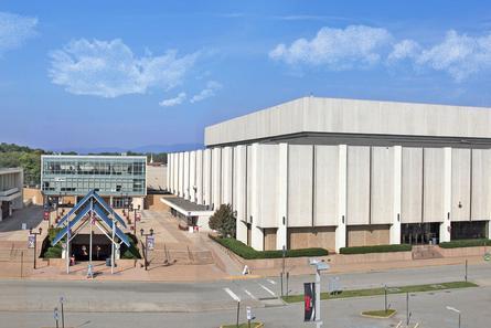 The Berglund Center