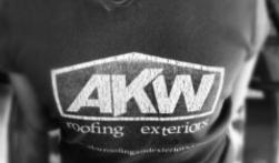 AKW provides excellent roofing service.