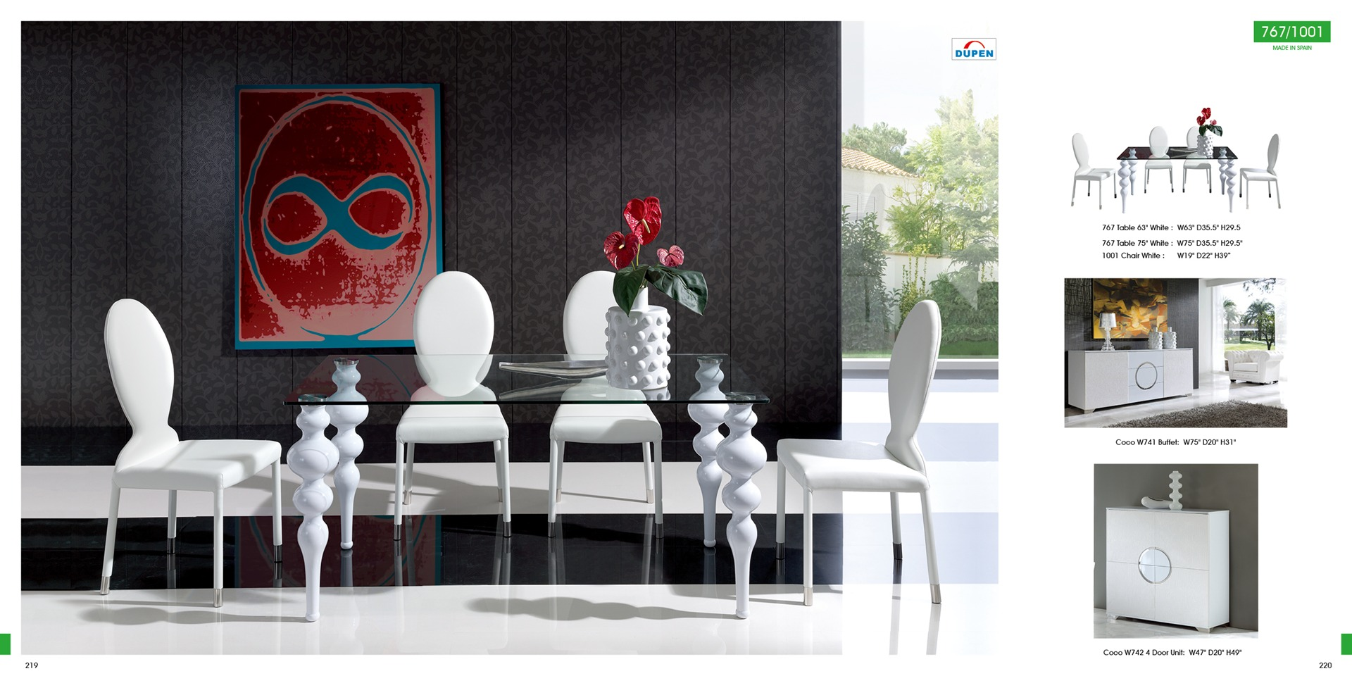 White Modern Dining Room Sets modern wood kitchen table. modern wood dining room table classy
