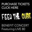 Benefit Concert Ticket Site