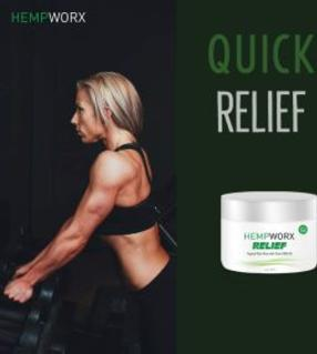 Hempworx CBD Oil for workout recovery from CharlottesBestCBD.com