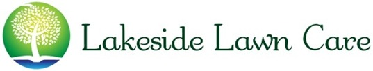 Lakeside Lawn Care logo