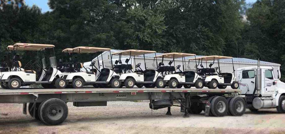 Used carts for sale in Indiana, Hot Rod Golf Carts