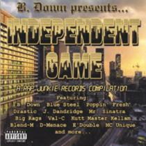 B. Down Presents: Independent Game on iTunes