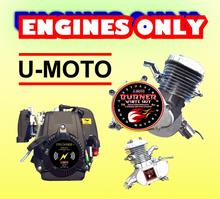 MOTORIZED BIKE ENGINES ONLY