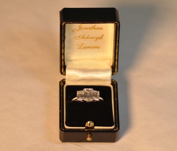 Diamonds Jonathan Ackroyd Waterford Ireland
