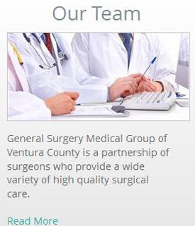 Official Website   General Surgery Medical Group of Ventura