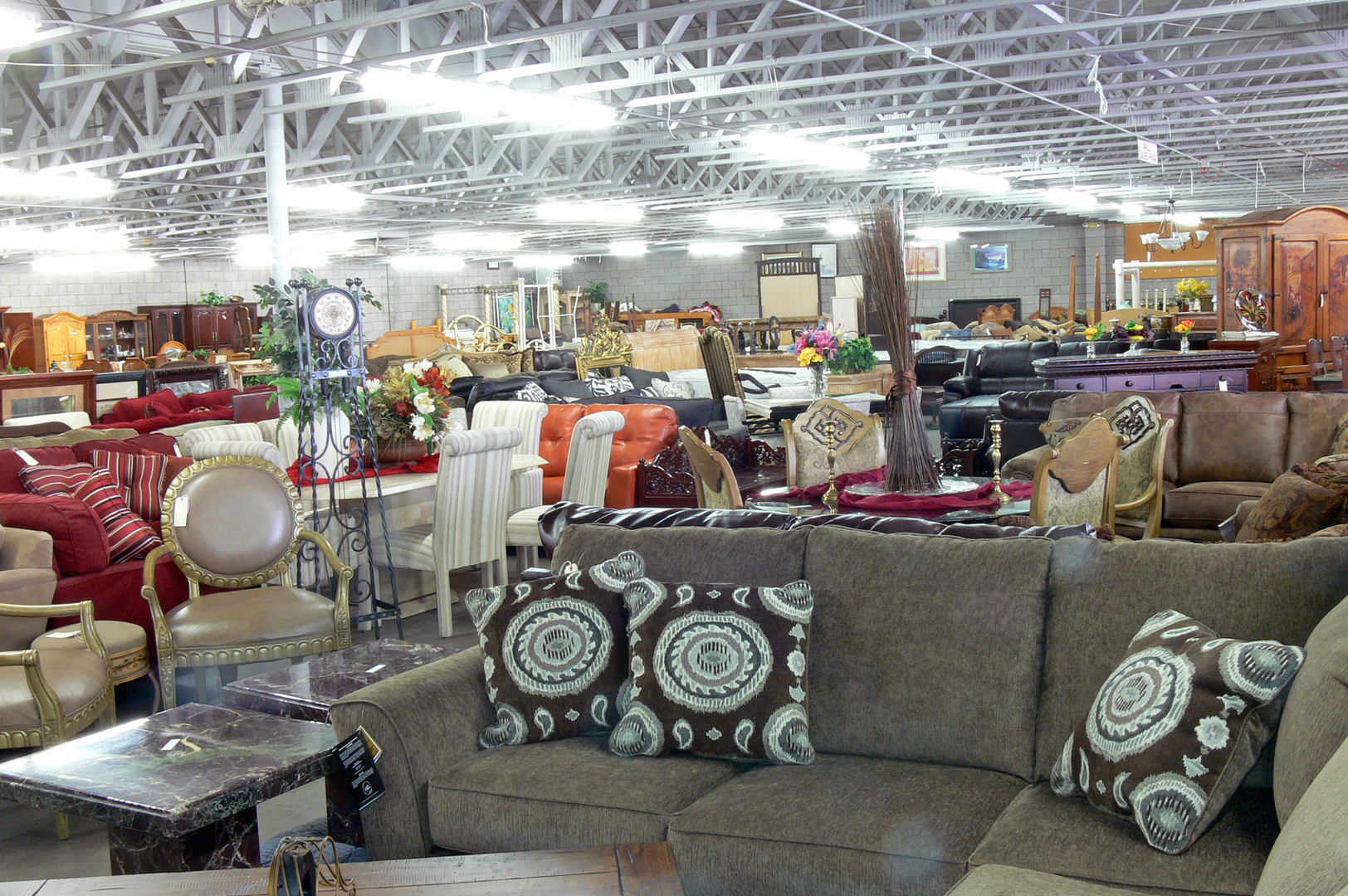 Second furniture stores home design for Affordable furniture tempe az