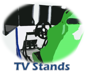 triple TV stands