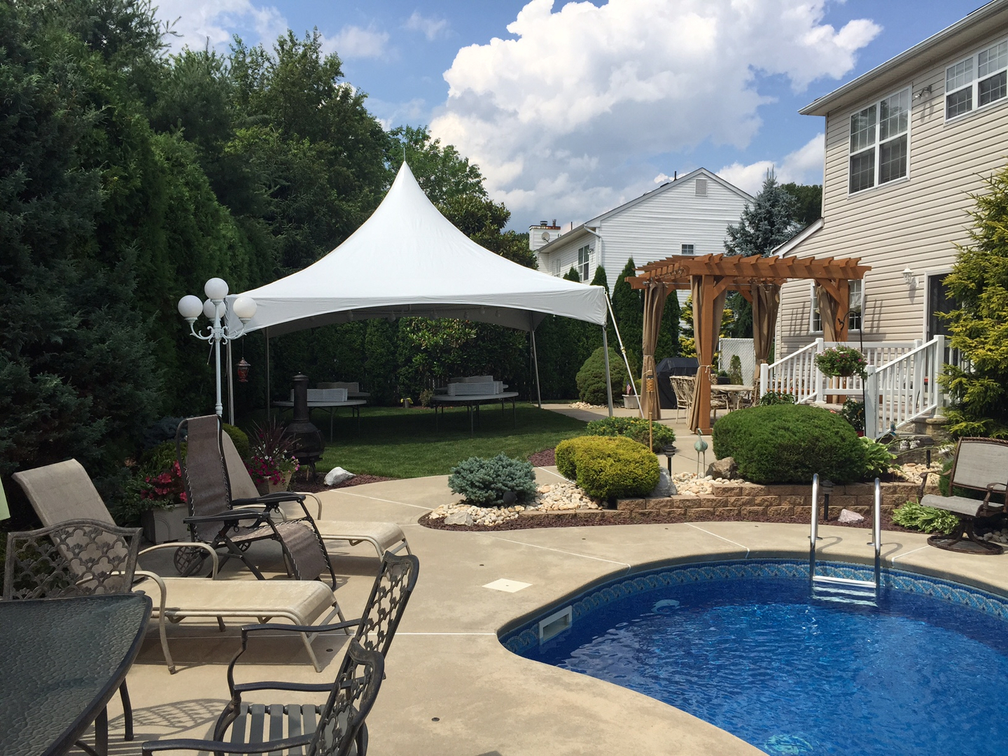 home timeless tents llc