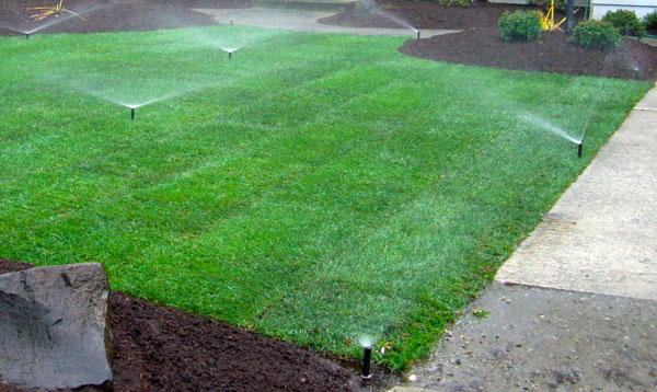 How To Design An Irrigation System At Home sketch your yard How To Design An Irrigation System At Home Creating A Home Irrigation System Home Sprinkler System