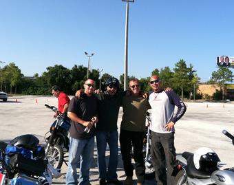 Motorcycle License Training Class Pasco Pinellas Hillsborough