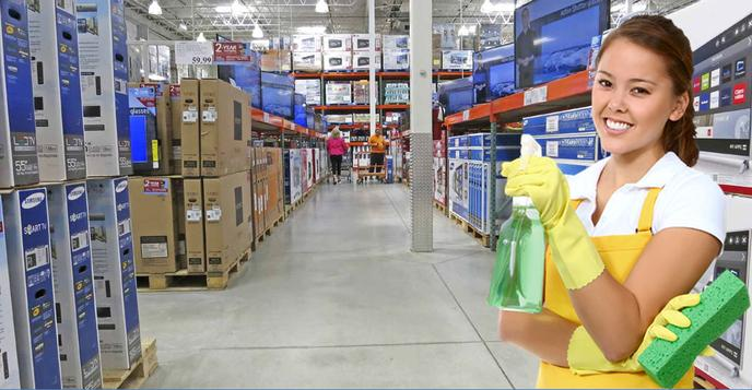 Top Store Janitorial Services in Edinburg Mission McAllen Texas RGV Janitorial Services