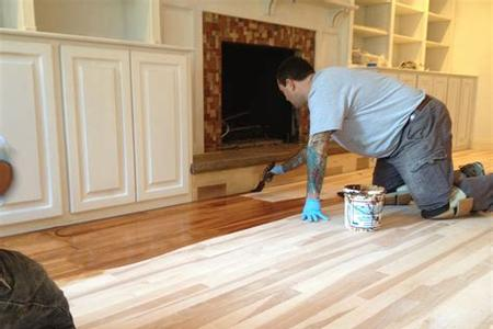Professional Floor Refinishing Services and Cost| McCarran Handyman Services