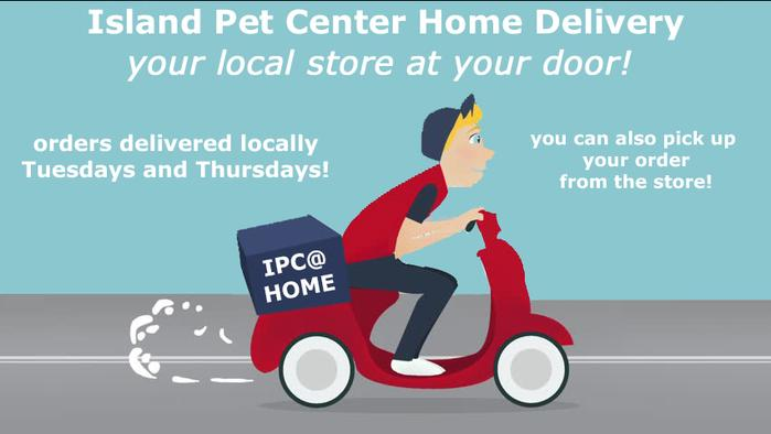 Island Pet Center Shop Now