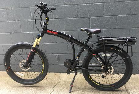 Electric Bicycle Cruiser